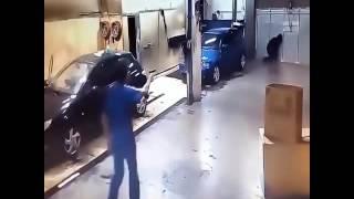 quá đắng cho thằng chôm xe ô tô