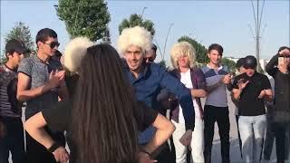 Новая Лезгинка С Девушками Кавказа В Толпе Парни Классно Танцуют 2018 ALISHKA LEYLA QENRE ISMET