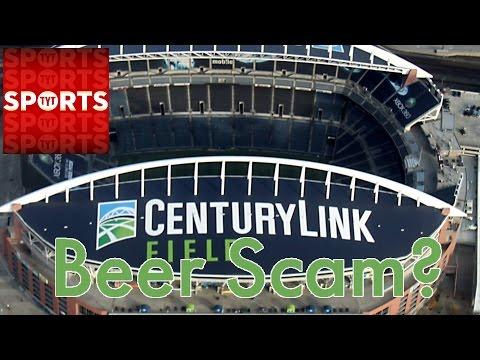Beer Scam at Seahawks Stadium!