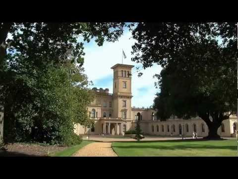 Isle of Wight Snapshot - Osborne House -The Grounds and Walled Garden