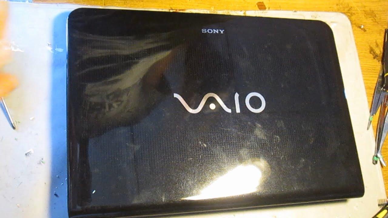 ftvlog 29 making maintenance on sony vaio pcg 61211m youtube rh youtube com