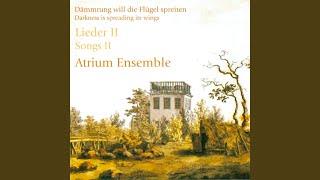 6 Lieder, Op. 33: No. 2. Die Minnesanger