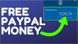 How to get free paypal money 2019 get paypal cash daily videos