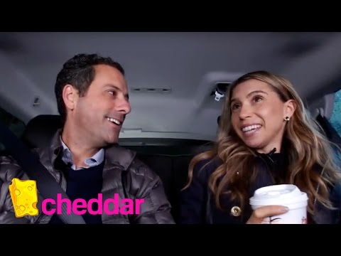 'On the Go': Rent the Runway Co-Founder Jenny Fleiss | Cheddar