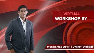 Virtual Workshop - Cyber Security Workshop - Asyik & Munirul