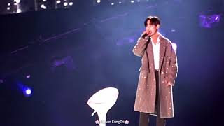 181014 FOREVER HOT 콘서트  강타솔로 Right Here Waiting HOT에쵸티