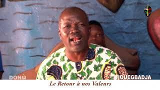 Le contenu du Kpanligan de Houégbadja au BENIN (DAHOMEY) terre du vodoun