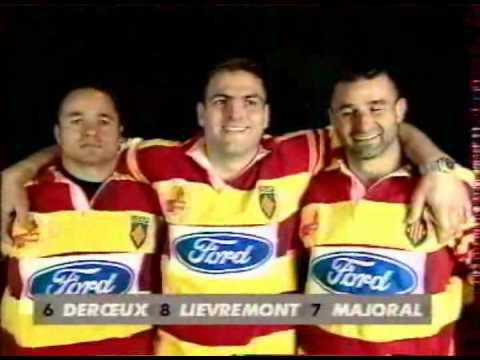 USAP - Castres 02/05/1998