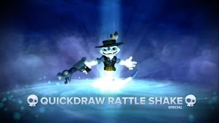 SKYLANDERS SWAP FORCE QUICK DRAW RATTLE SHAKE BEST PATH