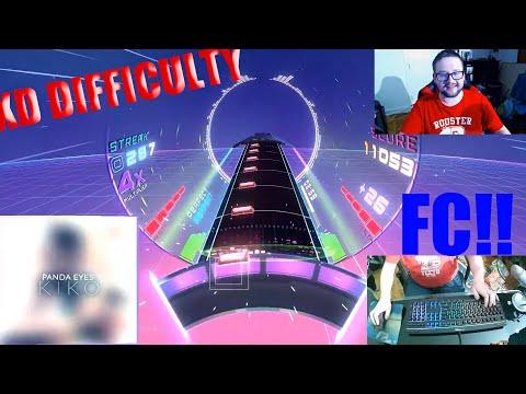 Spin Rhythm XD- Highscore by Panda Eyes and Teminite- XD Difficulty, FC/S Rank |