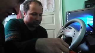обзор руля Genius Speed Wheel 3