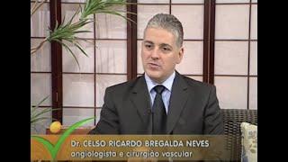 Aneurisma da Aorta Abdominal - Entrevista com Dr. Celso Ricardo Bregalda Neves