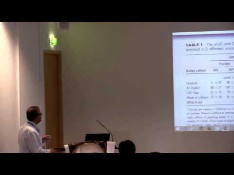 El-Sayed M Abdel-Aal| Guelph Food Research Centre | Canada | Nutritional Science 2014