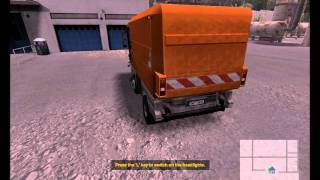 Wtf is going on with these simulator games? - Street Cleaning Simulator 2011