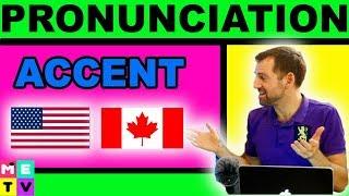 Canadian vs. American Accent (Canadian Raising?)