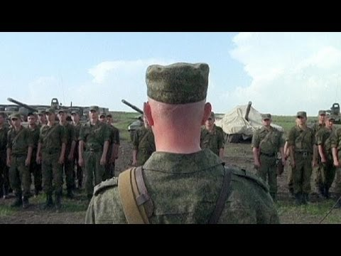 Confusion over supposed Russian pullback from Ukraine's borders