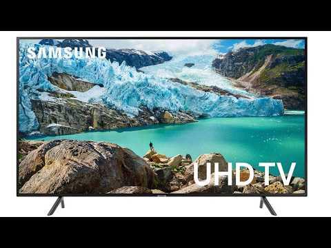 Must See !! Samsung UN50RU7100FXZA Flat 50 Inch Short Review