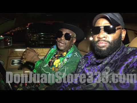 Snoop Dogg and Arch Bishop Don Magic Juan in Chicago