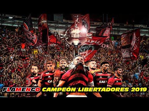 FLAMENGO 🏆 Campeón COPA LIBERTADORES 2019