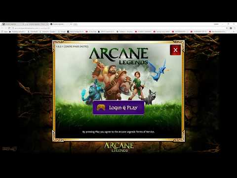 Arcane Legends On PC
