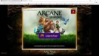 Arcane Legends on PC