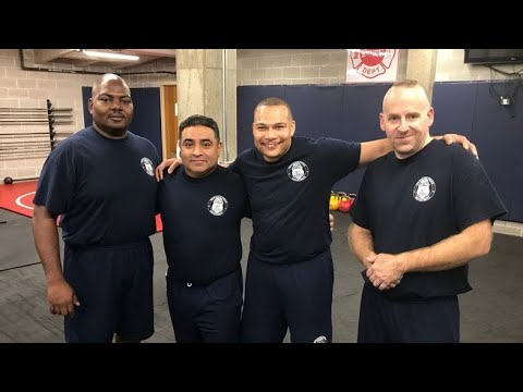 Milwaukee Police Department Has Its Own Rookies Who Are 40 Or Older