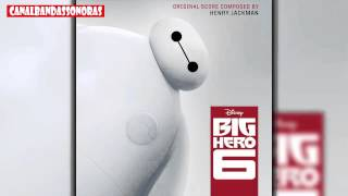 """Grandes Héroes - Soundtrack 09 """"One Of The Family"""" - HD"""