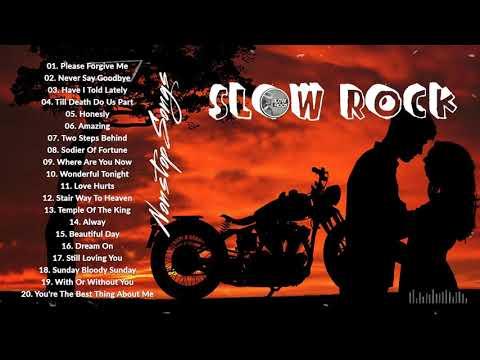 Slow Rock Love Song Nonstop - The Best Nonstop Rock Love Songs Ever