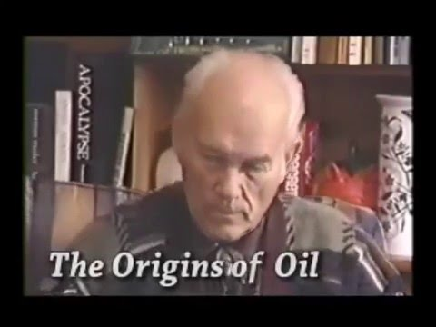 Le hoax du pétrole combustible fossile
