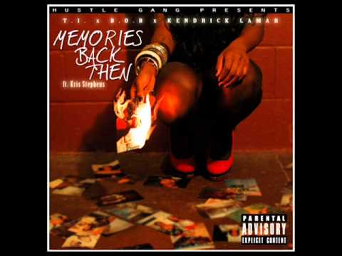 T.I. Ft. B.o.B, Kendrick Lamar & Kris Stephens - Memories Back Then (Instrumental)