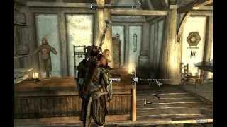 видео Прохождение игры Скайрим 5, часть 1