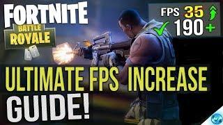 Fortnite How to Fix Crashing/Freezing! *SEASON 6*