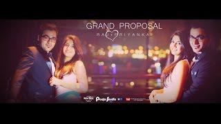 GRAND PROPOSAL # RAJ + PRIYANKA # JUNE 2014