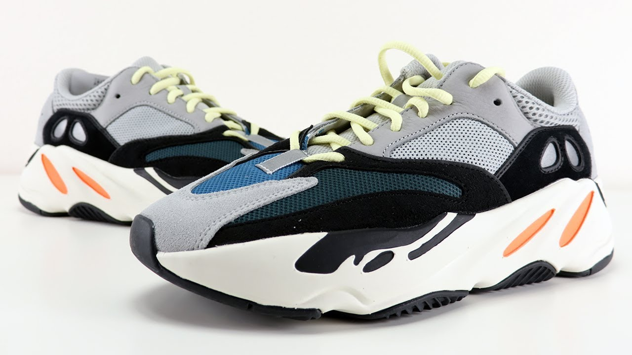 buy popular 97cbe e5abe ADIDAS YEEZY BOOST 700 WAVE RUNNER REVIEW