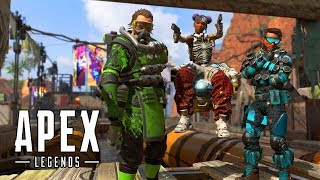 APEX LEGENDS | CONTROLLER ON PC: PLAYiNG WiTH FRiENDS!!!   @SPEROS_OG on iNSTA/TWiTTER