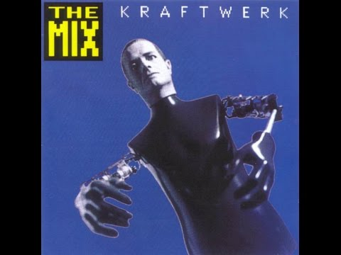 Kraftwerk - The Mix (Full Album + Bonus Tracks) [1991] - English Version