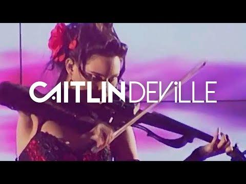 Tango de Roxanne - Electric Violin | Caitlin De Ville