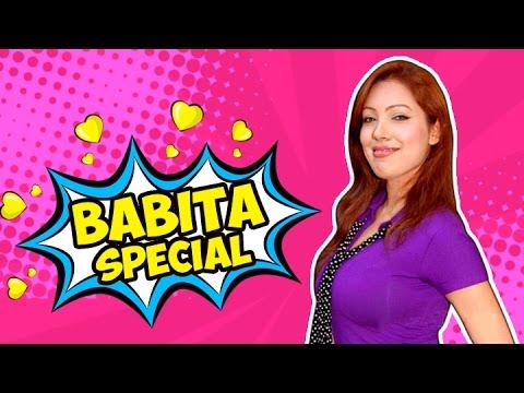 Babita Special Funny Scenes Back to Back | Taarak Mehta Ka Ooltah Chashma thumbnail