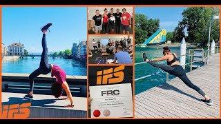 Семинар по мобилност в Швейцария и плуване в езерото
