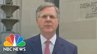 Mueller Report: Analyzing Whether Trump Tried To Influence Manafort With Pardon | NBC News
