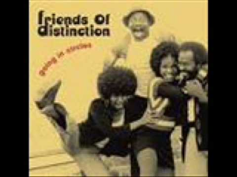 The Friends Of Distinction - Going In Circles