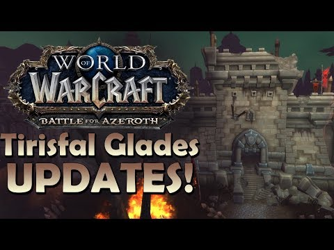 Changes to Tirisfal Glades/Undercity after the Battle for Lordaeron | Battle for Azeroth