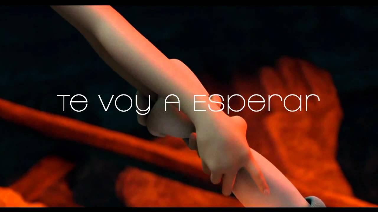 Juan Magán Te Voy A Esperar Feat Belinda Letra Youtube