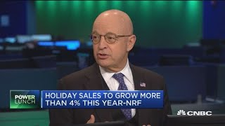 Retailers who invested in online presence will come out on top this holiday season, expert says
