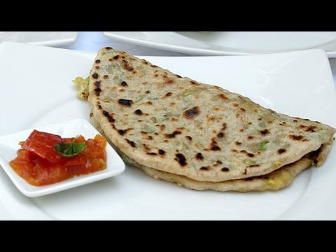 recette-de-pains-indiens-farcis-gobhi-parantha-₪-pankaj-sharma