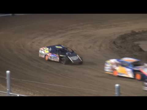 Albert Auto Night Modified Heat 1 Independence Motor Speedway 9/17/16