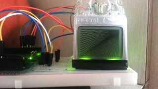 Arduino basado Proyecto Termmetro digital mediante