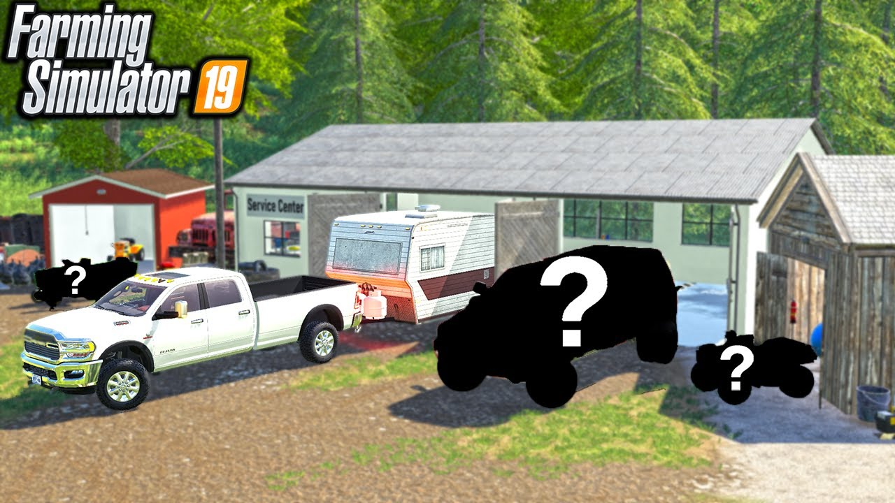 I BOUGHT AN OLD ABANDON RENTAL PROPERTY AND FOUND... | (ROLEPLAY) FARMING SIMULATOR 2019