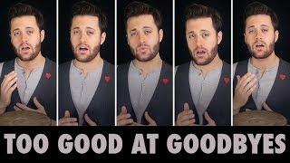 Too Good at Goodbyes - A Cappella - Sam Smith - Nick Pitera (cover)