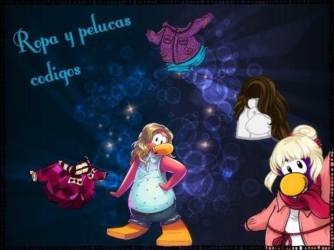 ♥Codigos de Ropa y Pelucas (solo para chicas)